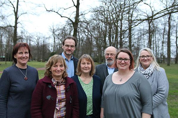 Das Team des Betreuungsverein Nienburg